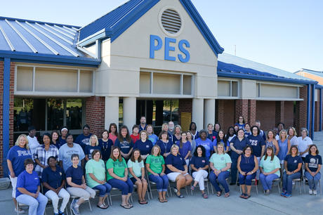 Your PES Family
